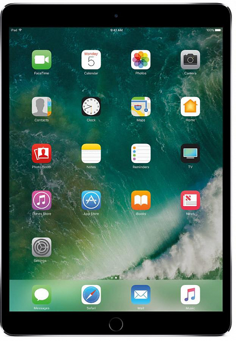 Planşet iPad Pro 10.5 (2017) WiFi 64GB Space Gray - Maxi.az
