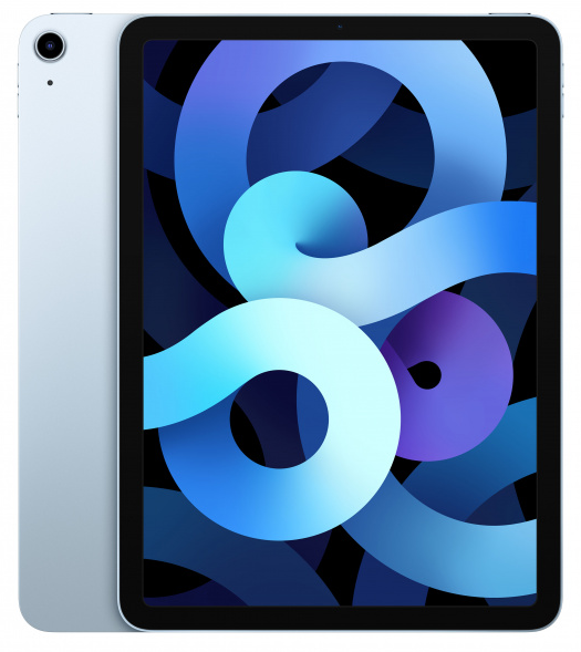 Planşet iPad Air 4 2020 Wi-Fi 64GB Sky Blue - Maxi.az