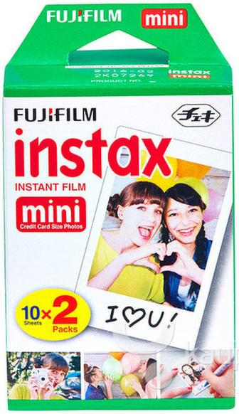 Fujifilm FILM MINI Glossy 10X2