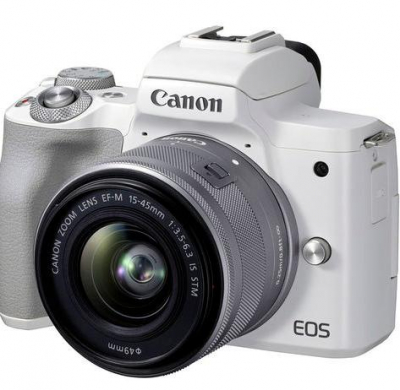 Canon EOS M50 EF-M 15-45 IS STM Kit