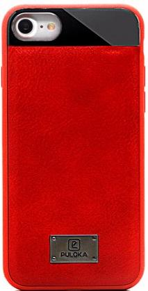 Çexol PULOKA CASE Iphone 7 red - Maxi.az