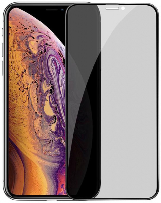 3D Glass BLUEO Iphone 11 Pro Max Black