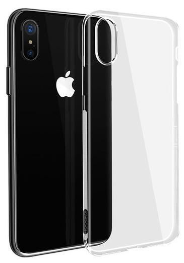 Case Ou-Case Iphone X Transparent - Maxi.az