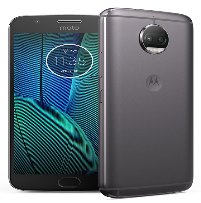 Telefon Moto G5S Plus DS Gray - Maxi.az