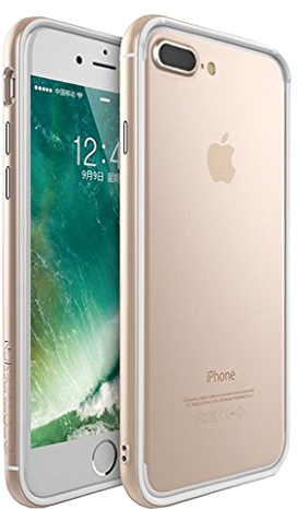 Çexol Evoque Protective Case Iphone 7 Plus Gold - Maxi.az