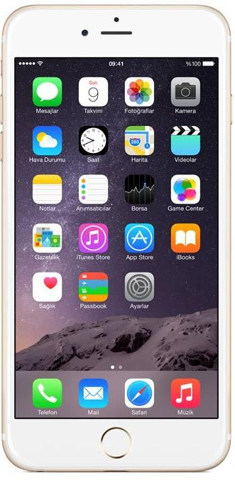 Apple iPhone 6S (Gold 64GB)