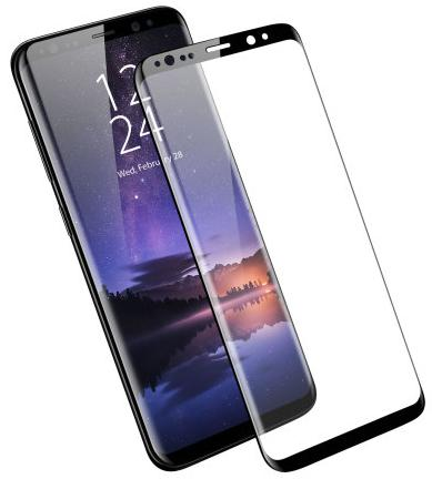 Çexol Samsung Clear Cover S9 Glass - Maxi.az