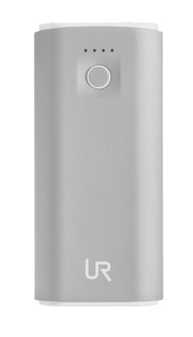 Portativ şarj cihazı (Power Bank) Trust Cinco PowerBank 5200 - grey/white (20508) - Maxi.az