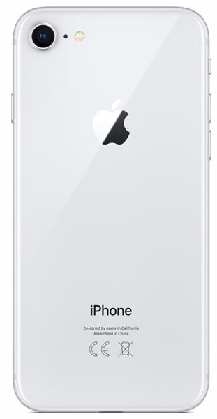 Telefon Apple iPhone 8 256GB Silver - Maxi.az