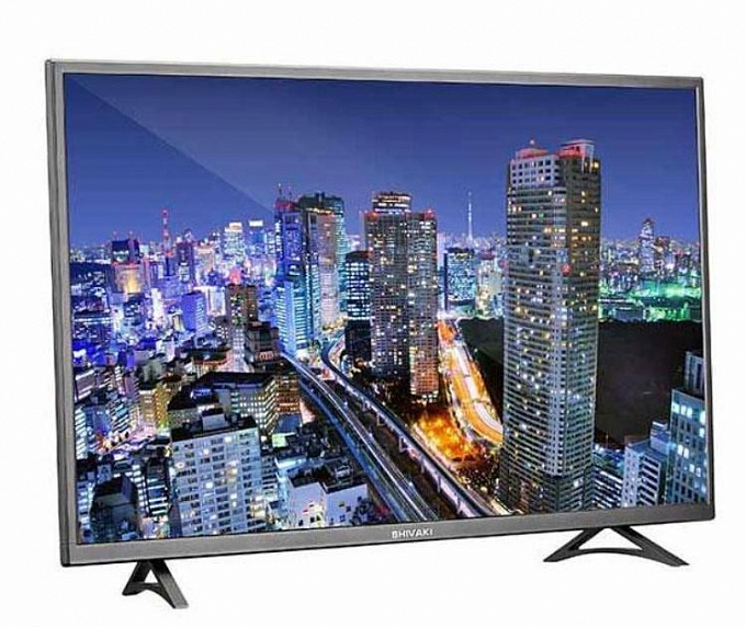 "HD Televizor 49"" Smart TV Shivaki 49/9000 Smart - Maxi.az"