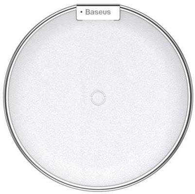 Şarj cihazı Baseus Wireless Charger Pad White - Maxi.az