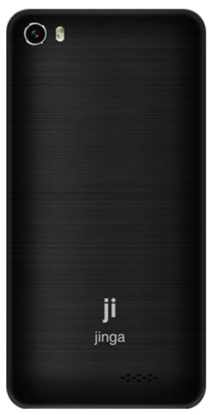 Телефон Jinga Start 1GB/8GB 3G Dual Sim Black - Maxi.az