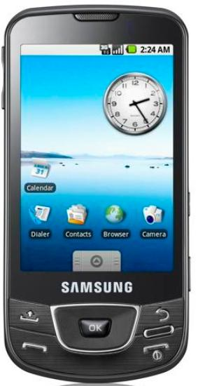 Samsung Galaxy i7500 Onyx Black