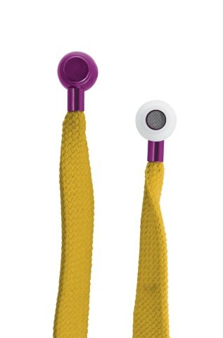 Qulaqcıqlar Trust URBAN Revolt Lace In-ear Headset - mustard yellow (19281) - Maxi.az