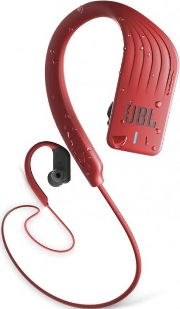 Qulaqlıq JBL Endurance SPRINT Waterproof Wireless In-Ear Headphones Red - Maxi.az