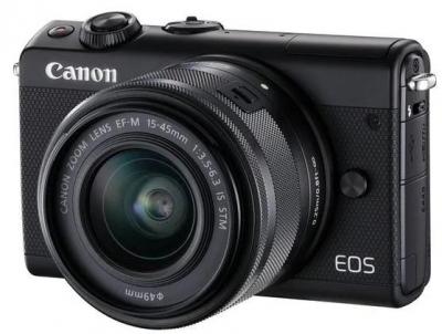 Canon EOS M100 BK 15-45 Kit