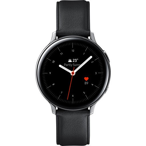 Ağıllı saat Samsung Galaxy Watch Active 2 40mm Steel (SM-R830NSSASER) - Maxi.az