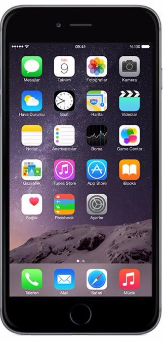 Apple IPhone 6+ Space Grey 128GB