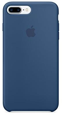 Çexol Apple Silicone Case for Iphone 7 Plus Blue - Maxi.az
