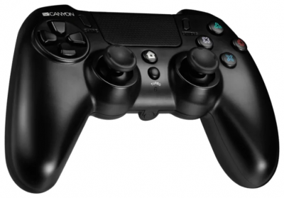 Canyon Controller CND-GPW5 Black