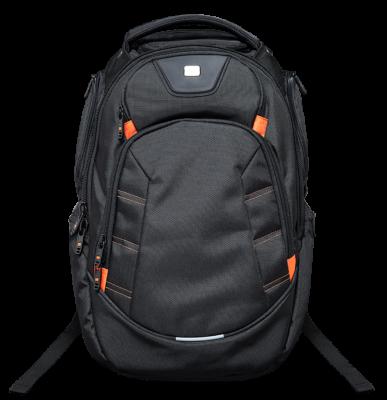 Canyon Backpack CND-TBP5B8 Black