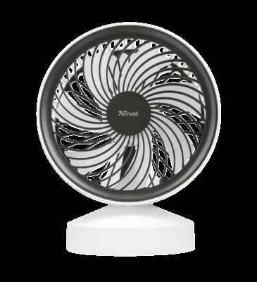Trust Ventu USB Cooling Fan White (23072)
