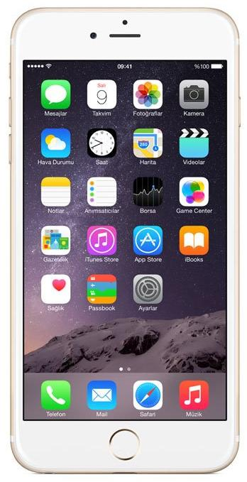 Apple iPhone 6S (128GB, Gold)