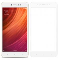 3D Glass Xiaomi Redmi 5A White