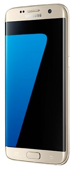 Samsung  Galaxy S7 Edge Dual (Gold)