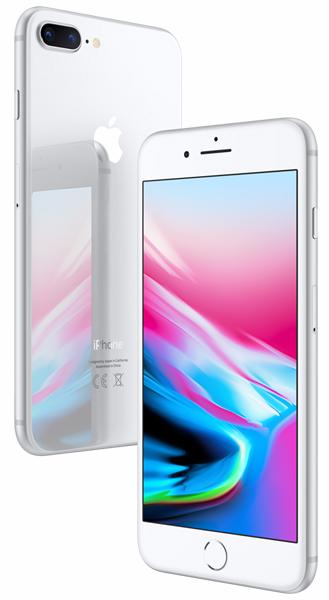 Telefon Apple iPhone 8 Plus 256GB Silver - Maxi.az