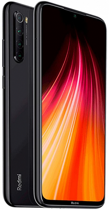 Telefon Xiaomi Redmi Note 8 3GB/32GB Space Black - Maxi.az