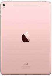 Apple iPad Pro 9.7 128Gb 4G Rose Gold