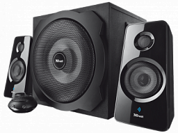 Trust Tytan 2.1 Subwoofer Speaker Set With Bluetooth (19367) Black