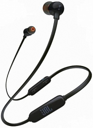 JBL In-ear Wireless headphones T110BT Black