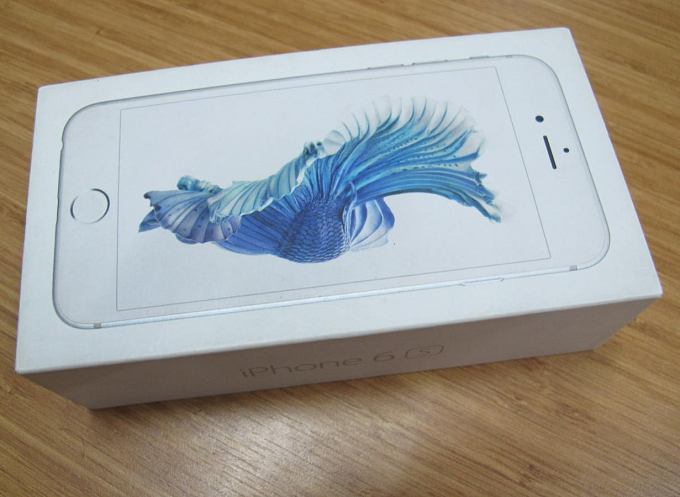 Telefon Apple iPhone 6S (Silver, 16GB)_O (1) - Maxi.az