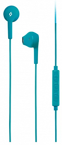 Qulaqlıq ttec RIO In-Ear Headphones with Built-in remote control turquoise - Maxi.az