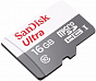 SanDisk Ultra UHS-I microSDHC 16GB 10cl w/a (SDSQUNB-016G-GN3MA)