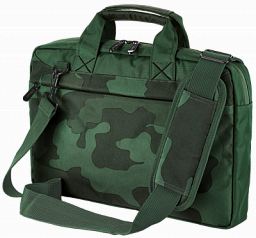 "TRUST BARI CARRY BAG FOR 13.3"" LAPTOPS - CAMOUFLAGE(21162)"
