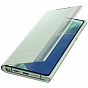 Çexol Samsung Smart Clear View Cover Note 20 Mint Green - Maxi.az