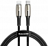 Baseus Waterdrop Cable Type-C to iP PD 18W 1.3m Black