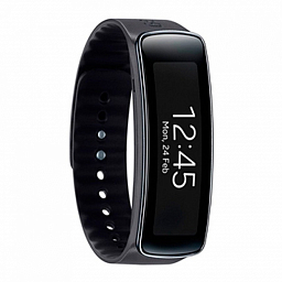 Samsung Galaxy Gear Fit Black
