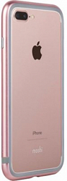 Moshi Luxe for iPhone 7 - Rose Pink