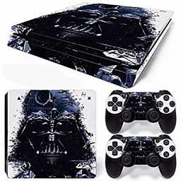 Sony PS4 Slim Vinyl Star Warrior