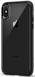 Spigen case Iphone X Black