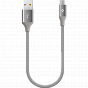 microUSB kabel Ttec AlumiCable 30 cm Micro USB Charge/Data Cable Space Grey - Maxi.az