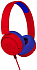 JBL JR300 Volume-Limited Kids On-Ear Headphones Red
