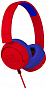 Qulaqlıq JBL JR300 Volume-Limited Kids On-Ear Headphones Red - Maxi.az