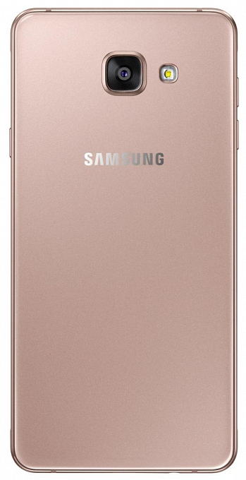 Samsung Galaxy A5 2016 Duos (Pink Gold)