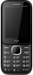 Jinga Simple F2.4 Dual Sim Black