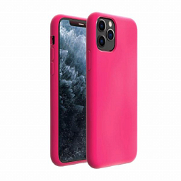 Apple Silicone Case for Iphone 11 Pro Hot Pink